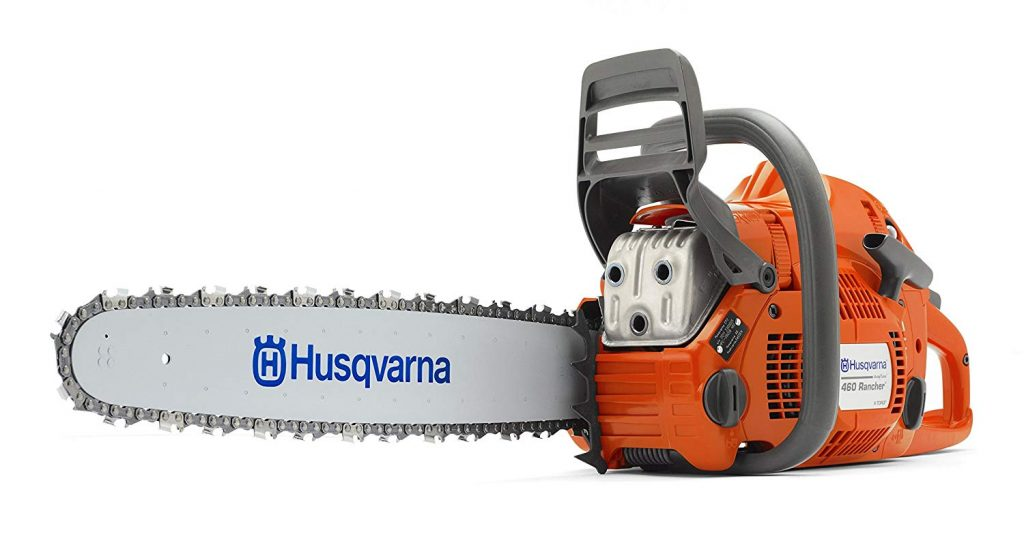 Husqvarna 460 24-Inch Rancher Chain Saw 60cc