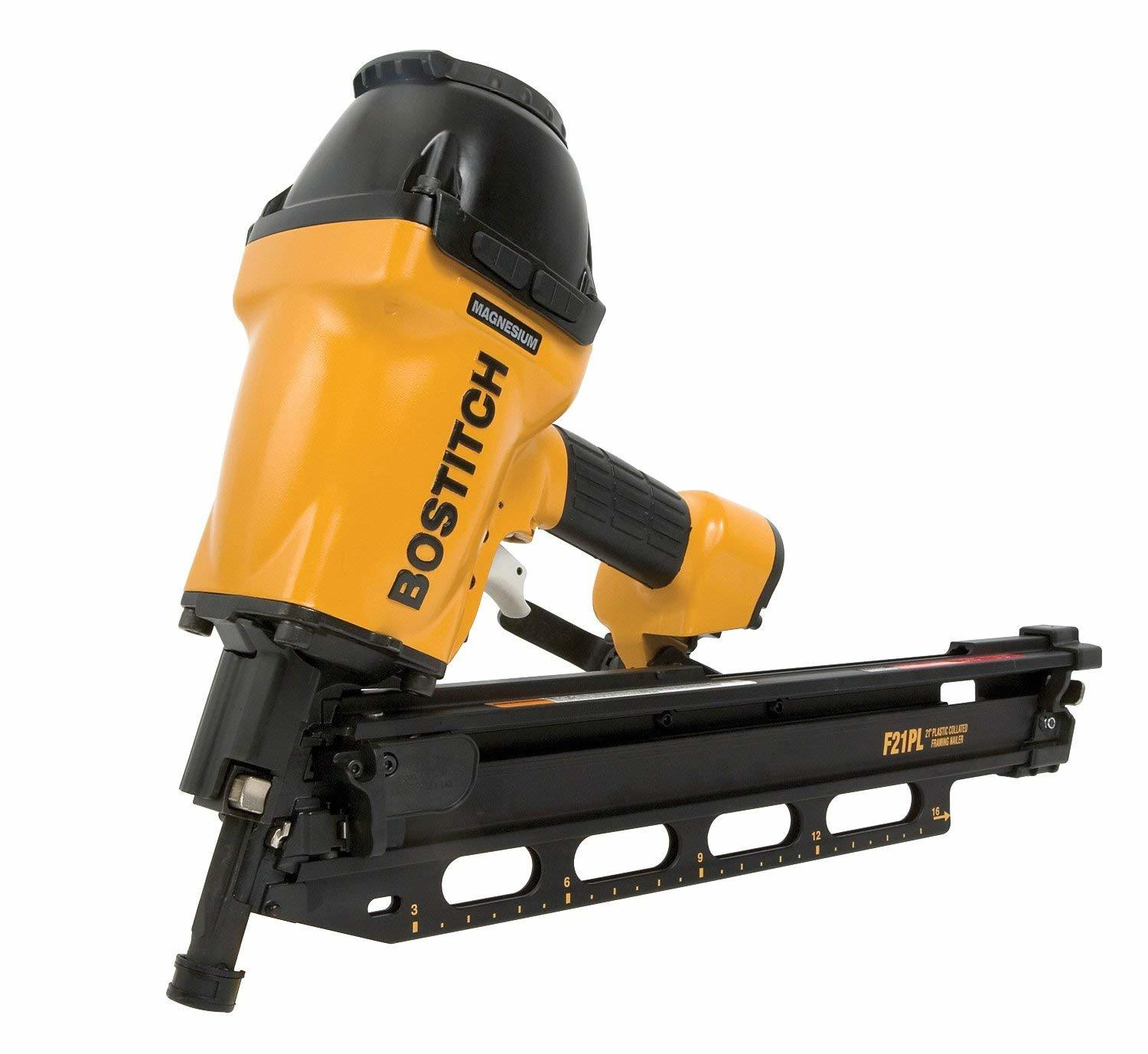 BOSTITCH F21PL Round Head Framing Nailer