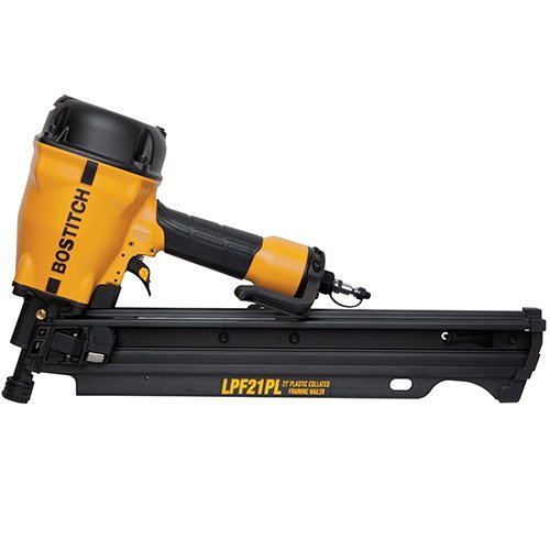 BOSTITCH LPF21PL 21 Degree Low Profile Framing Nailer