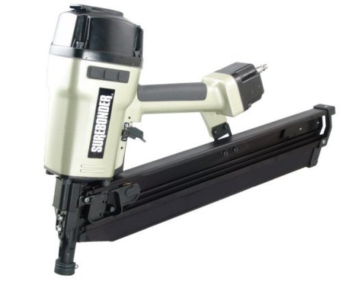 Surebonder 9772 Pneumatic 21 Degree Round Head Framing Nailer