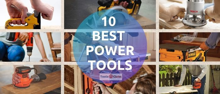 Power Tools Every Woodworker Should Have