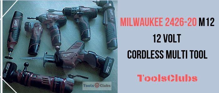 Milwaukee 2426-20